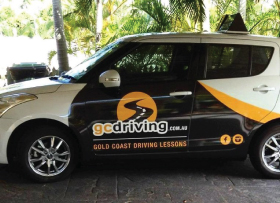 Tweed Heads and Gold Coast Shop + vehicle Signage