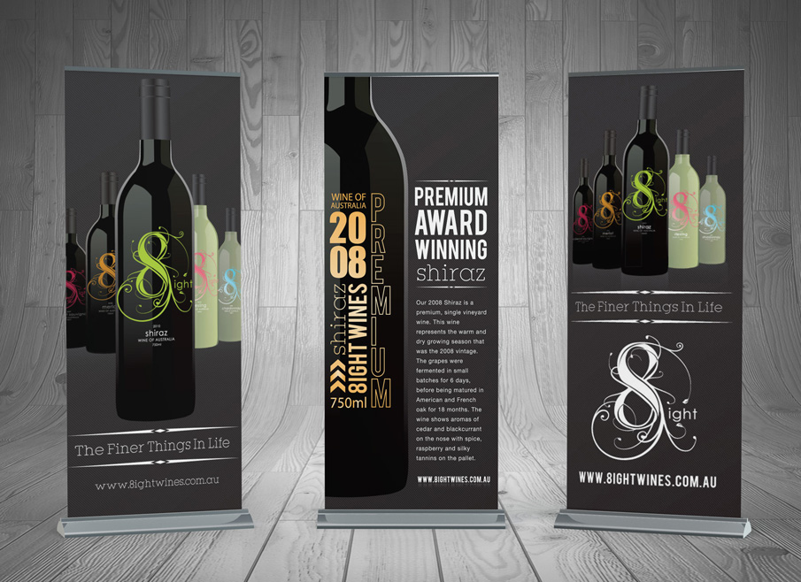 Design And Printing Pullup Banners Gold Coast Tweed Heads