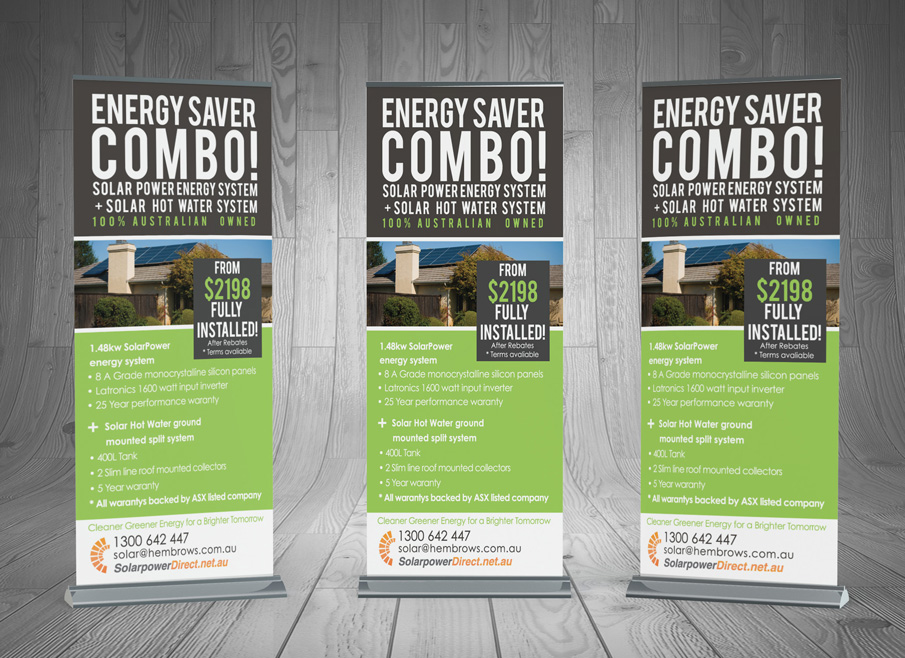 Design And Printing Pullup Banners Gold Coast And Tweed Heads