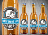 Tweed Heads and Gold Coast Custom Beer/Wine Bottle Labels