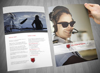Brochure Design  Gold Coast and Tweed Heads