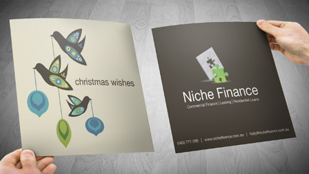 Tweed Heads And Gold Coast Personalised Company Greeting Cards Design Printing