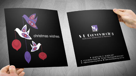 Printing Custom Christmas Cards