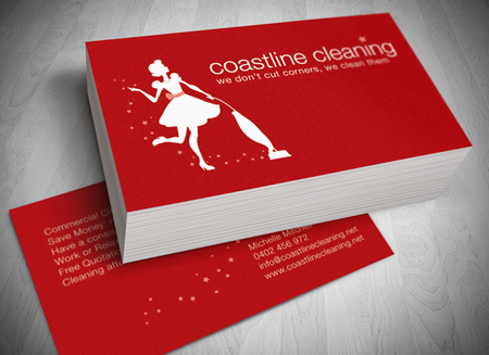 Tweed Heads logo design & business card design printing