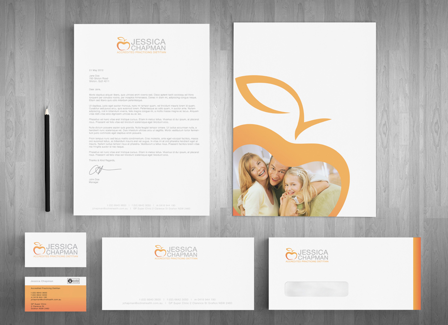 Gold coast logo website and letterhead and stationary design gold coast letterhead and stationary design reheart Choice Image
