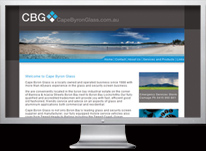 Byron Bay  Website Design